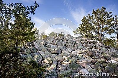 Viking Grave