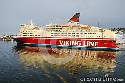 Viking Line - MS Isabella Editorial Photo
