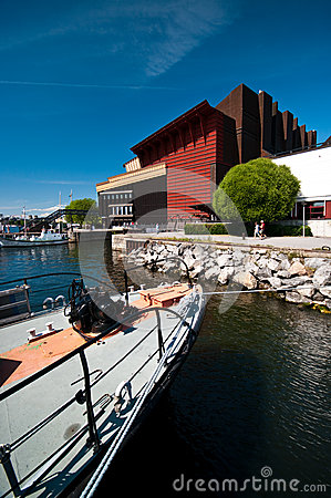Viking Museum in Stockholm