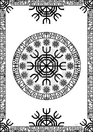 Viking Symbols Tattoos