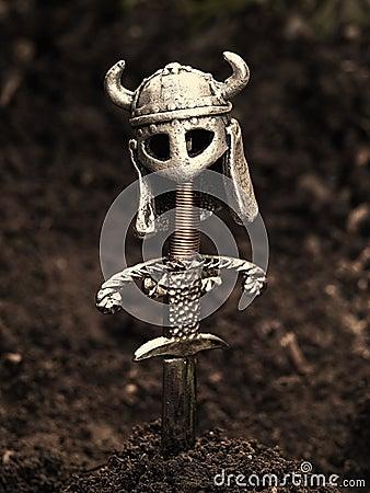 Viking s grave
