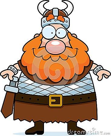 Viking Smiling