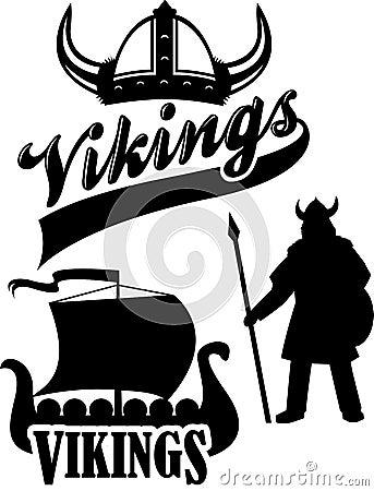 Viking Team Mascot/eps