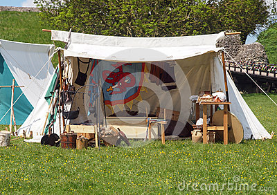 Viking Tent Camp