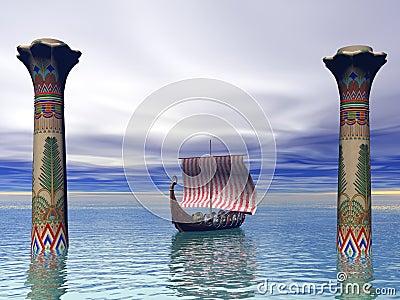 Vikings In Egypt
