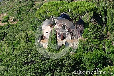 Villa in corsica cape