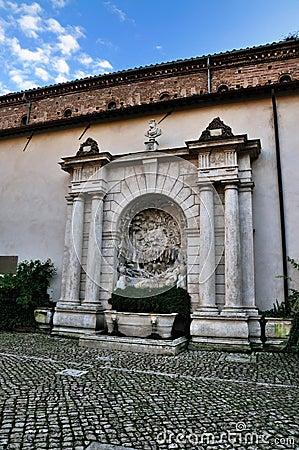 Villa d Este, Tivoli, Italy