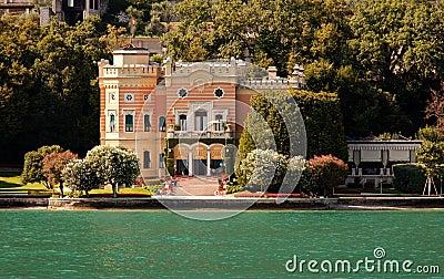 Villa by Lake Garda