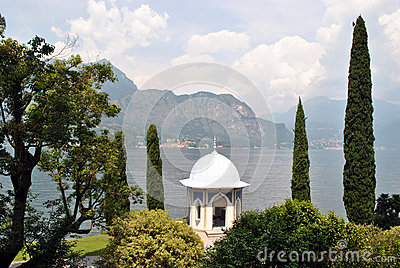 Villa Melzi At Como Lake Stock Photography - Image: 25946022