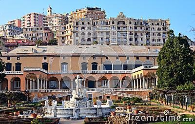 Villa of the Prince, Genoa