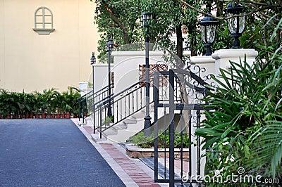 Villa street