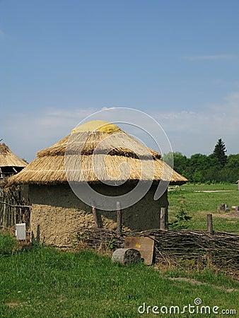 Village, Africa