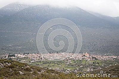 Village Under The Mountain