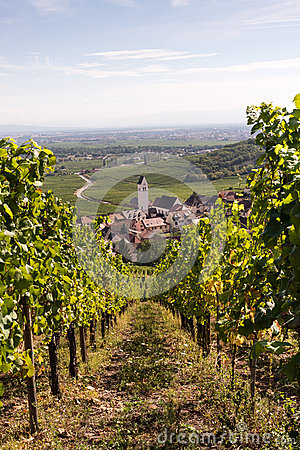 Village in Alsace
