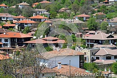 Village of Arbanasi in Bulgaria