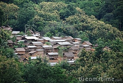 Village asiatique