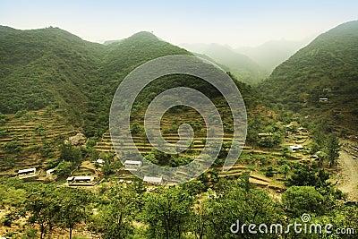 Village in beijing