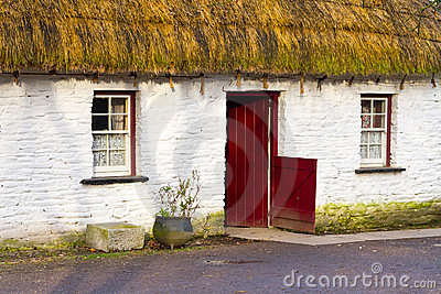 Village of Bunratty Folk Park
