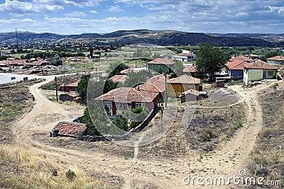 Village in central Anatolia