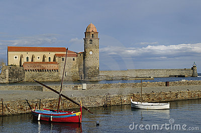 Village of Collioure