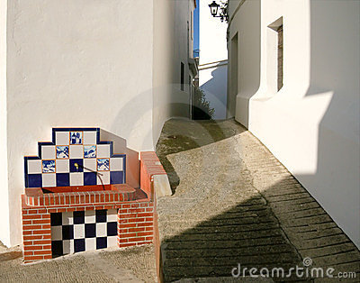 Village Drinking Water Fountain, Spain