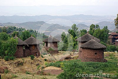 Village in Ethiopia