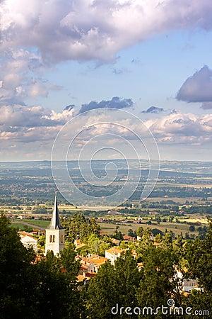 Village of France: Villemontais ( Loire)
