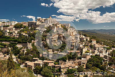 Village of Gordes, Provence, France