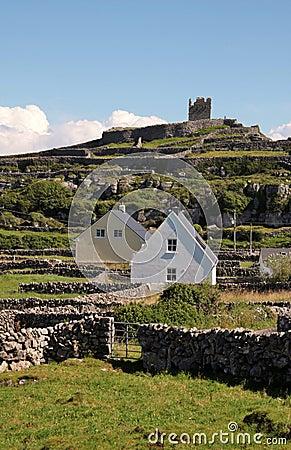 Free Village In Inisheer, Aran Islands, Ireland Stock Images - 33573554
