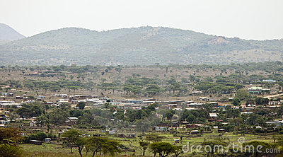 Village in kenya