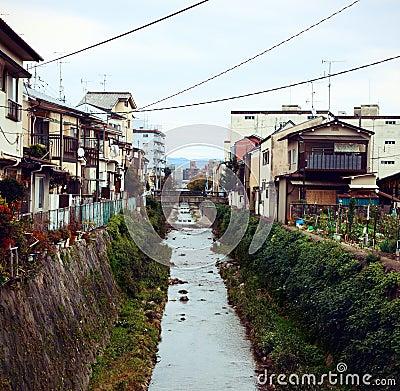 Village in Kyoto