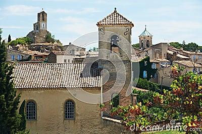 Village of Lourmarin, France