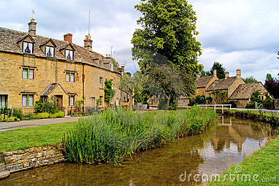 Village of Lower Slaughter