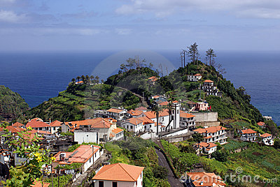 Village on Madeira