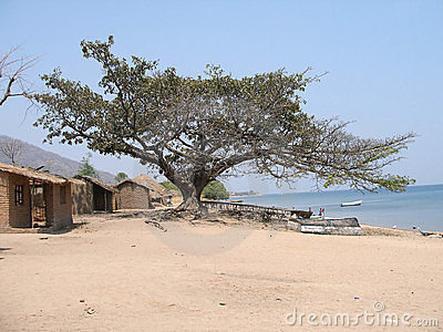 Village in Malawi