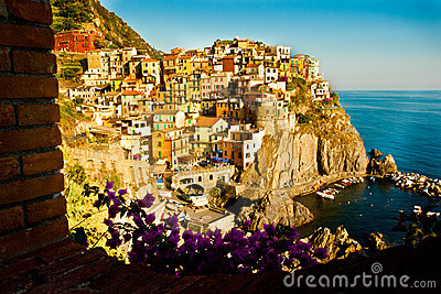 Village of Manarola