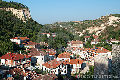 Village Of Melnik In Bulgaria