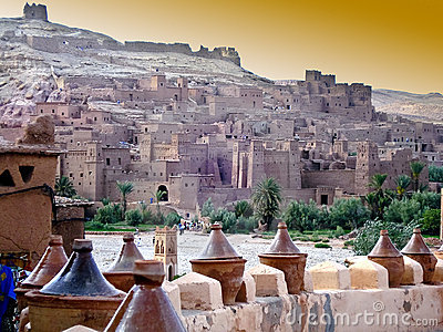 Village in Morocco
