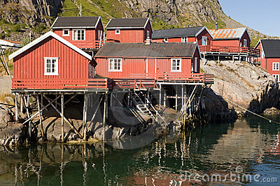 Village A, Norway 2