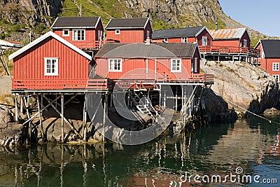 Village A, Norway 2