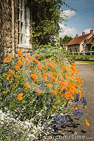 Free Village Of Hovingham Stock Photo - 53133880