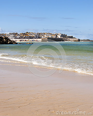 Village and port of St. Ives