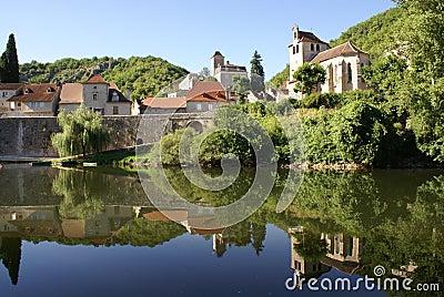 Village reflect