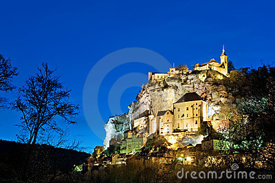Village of Rocamadour