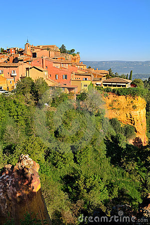 Village Roussillon