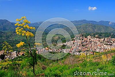 Village in Sicily