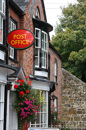 Free Village Store & Post Office Stock Images - 288704