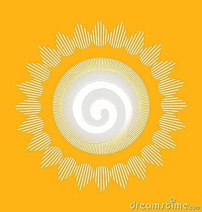 Village sun