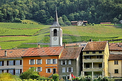 Village switzerland
