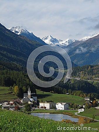 Village Tarasp